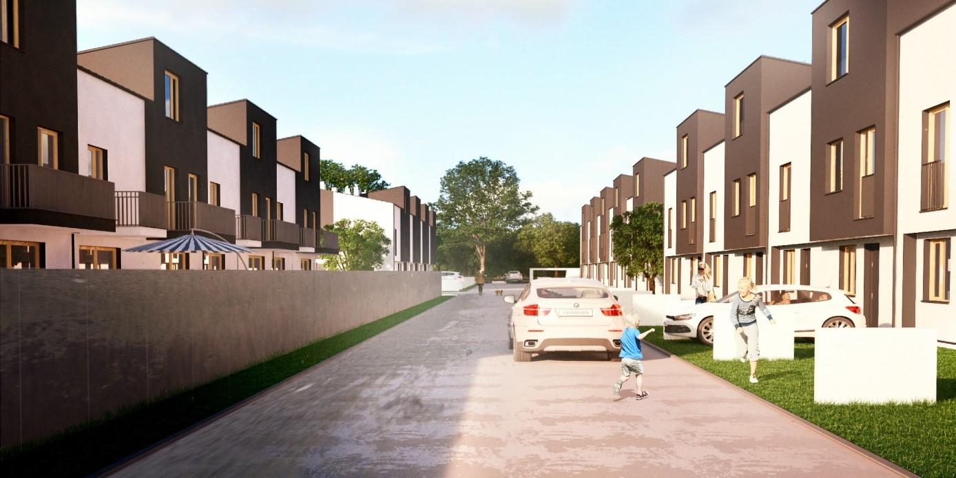 Nowe tanie domy, mieszkania, segmenty pod Warszawą w Markach - deweloper
